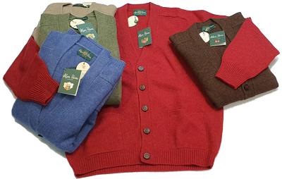 Jacken von Alan Paine